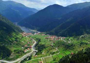 اوزنجول الشمال التركي