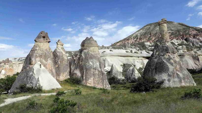 رحلة شمال كابادوكيا